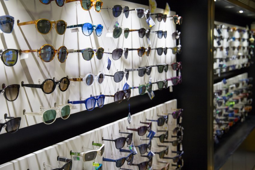 Gafas de sol en óptica Gil Optics